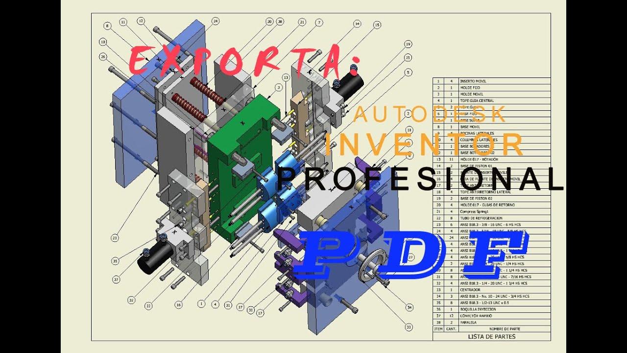 autodesk inventor podręcznik pdf