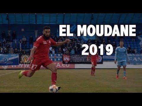 SOFIAN EL MOUDANE - Goals, Assists & Skills - 2019