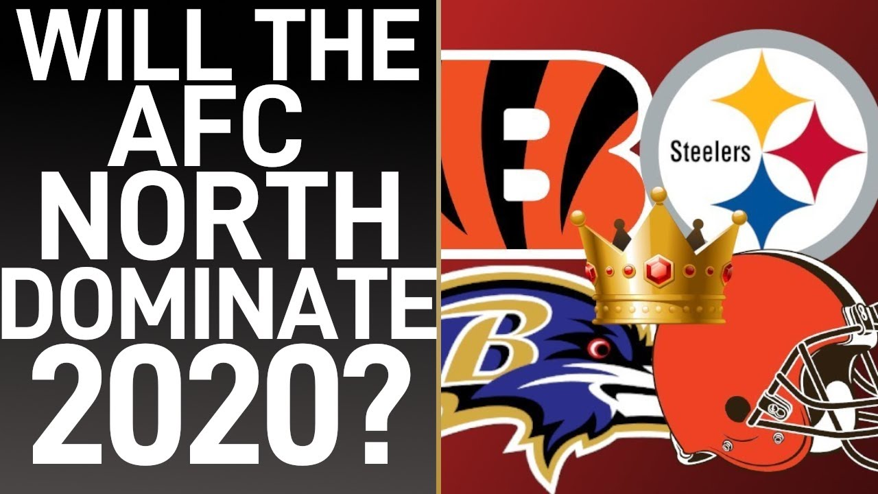IS THE AFC NORTH THE BEST DIVISION IN FOOTBALL?