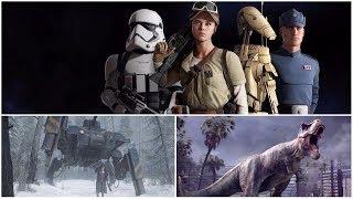 Слух – в Star Wars Battlefront 2 ожидается тотальный Pay-to-Win | Игровые новости
