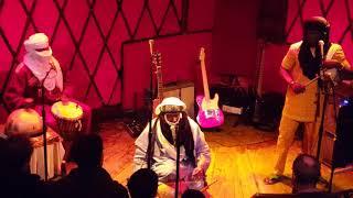 Alhousseini Anivolla-ANEWAL  Rockwood Music Hall N