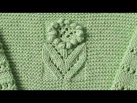 Knitting Design 85 Hindi Knit Lacy Sweater Pattern
