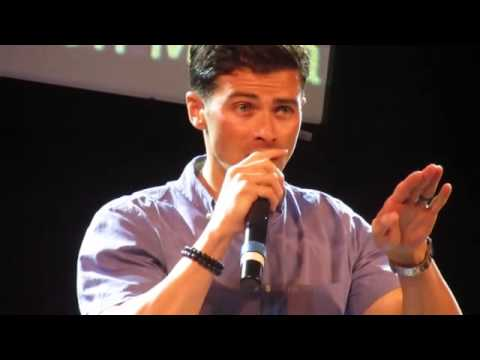 Matt Cohen tells the airplane story   JIBCon2014