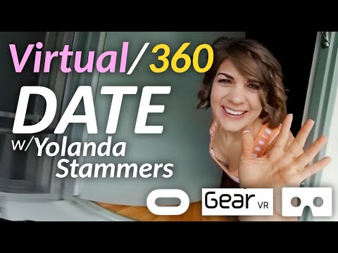 Go On a Virtual Date with Yolanda! - 360 VR