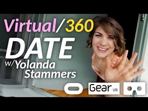 Go On a Virtual Date with Yolanda! - 360 VR