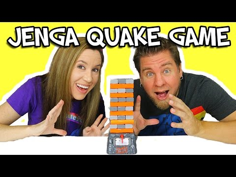 Jenga Quake Game Review
