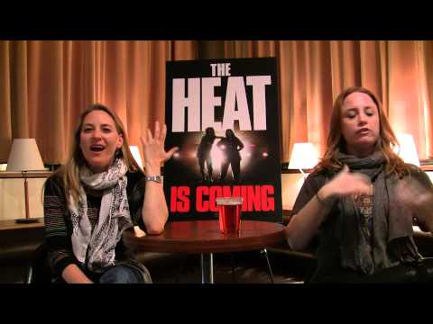 The Heat Q&A With Jamie Denbo & Jessica Chaffin