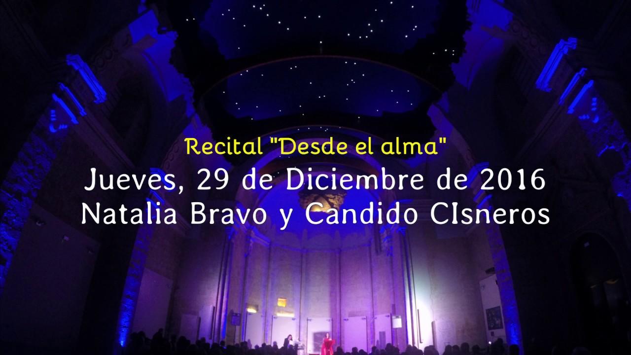 Recital DESDE EL ALMA San Pedro Cultural. Becerril de ...