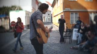 Brett Winterford - The Usual Thing (@ Melodica Festival Aarhus 2012)