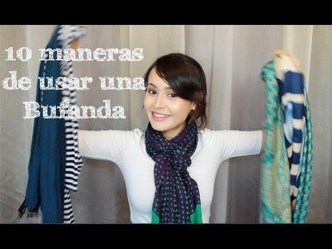 YouTube usar Maneras una 10 de Bufanda xSqwFgPnT8