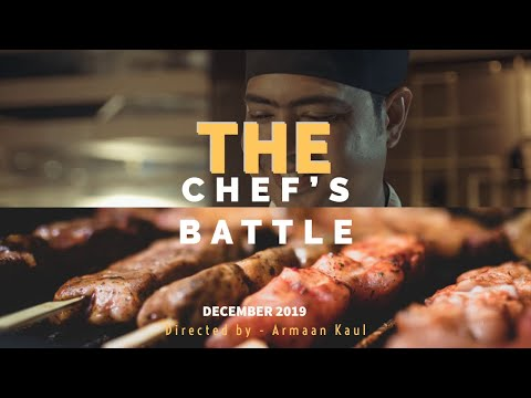 The Chef Documentary | India 2020