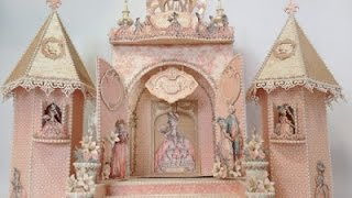 Fairytale Princess Castle for the Gilded Lily Mini Album