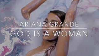 洋楽 Ariana Grande - God is a woman 和訳