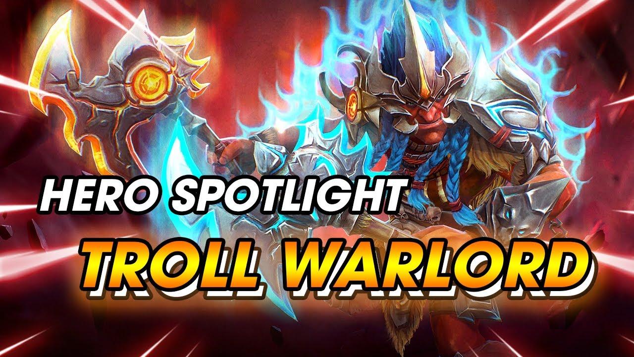 TROLL WARLORD: CHÚA TỂ CUỒNG NỘ | HERO SPOTLIGHT