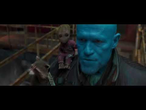 Guardian of the Galaxy Vol. 2-Yondu Arrow Scene MAA Video project