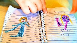 Tricitys Drawing Notebook