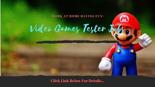 Video Game Tester Jobs In Nc