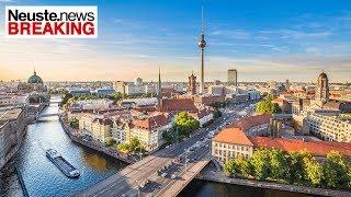Explosion in Berlin! Verdächtiger Gegenstand sichergestellt