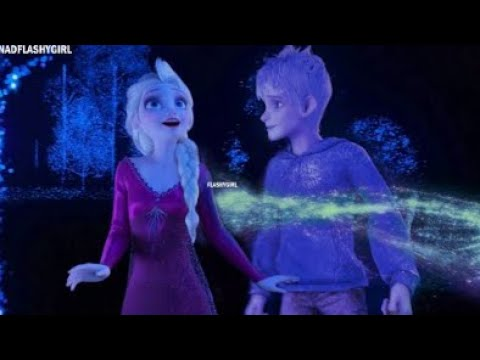 Download Elsa and Jack Frost - Into The Unknown ( Duet ) Edit