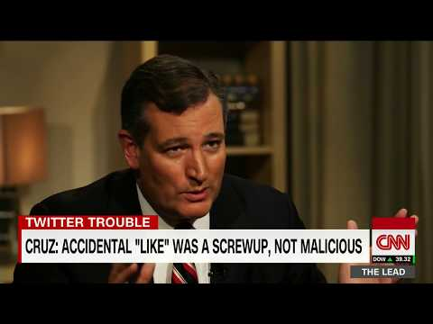 Sen. Ted Cruz on porn Tweet: 'It was not me'