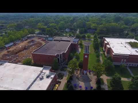 Lipscomb University Tower Nashville, Tennessee