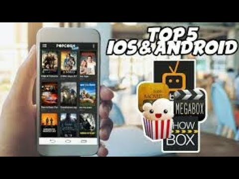 TOP 5 FREE MOVIES APPS TO WATCH FREE MOVIES #QUARANTINE #STAYHOME #STAYSAFE