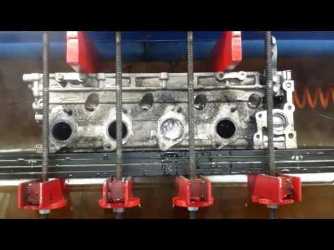 Опрессовка ГБЦ двигателя D4CB (а/м Hyundai Porter / Kia Sorento)