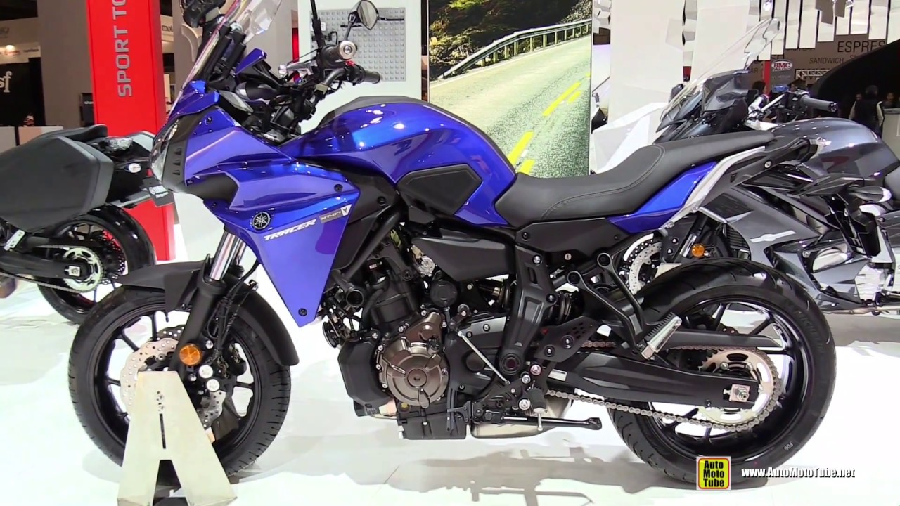 2017 yamaha tracer 700 walkaround 2016 eicma milan. Black Bedroom Furniture Sets. Home Design Ideas