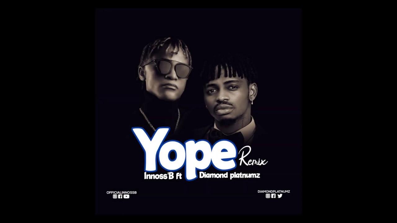 Innoss'B Ft  Diamond Platnumz - Yo Pe - Remix - audio