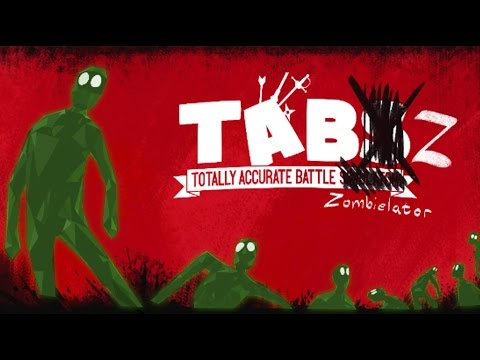 TABS IS CANCELLED! - New Game Announced! - Totally Accurate Battle Zombielator Gameplay