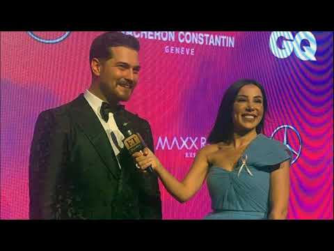 Çağatay Ulusoy  - GQ Men Of The Year 2019 Of Middle East