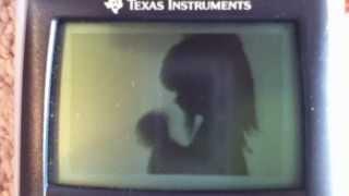 Repeat youtube video Bad Apple TI-84+ SE - New Remix