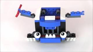 Лего Миксели Мультик 7 Серия. Басто. Busto Lego Mixels Series 7. Игрушки для Мальчиков