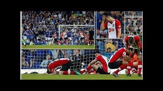 Breaking News 24H -Everton 1-1 Southampton: Tom Davies says the Saints' survival