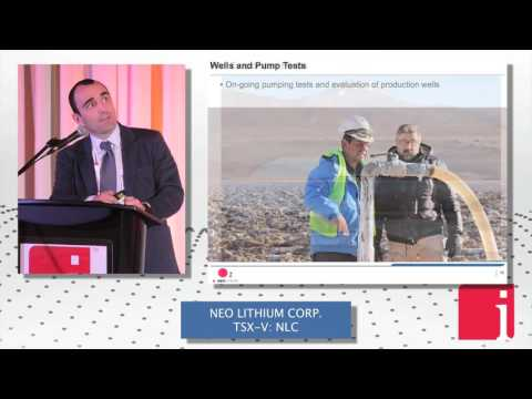 "Neo Lithium CFO Presents ""The Next Major Lithium Discovery"" at #CTMS2017"