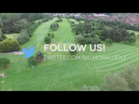 Promotional video  for Open Week 2017 at Balmoral Golf Club, Belfast