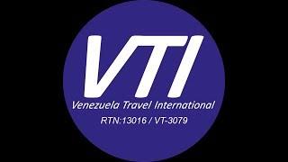 Viaja a Cualquier parte del mundo con VTI Venezuela Travel  🌎🏨🗽🚂🚋🚕✈🚠