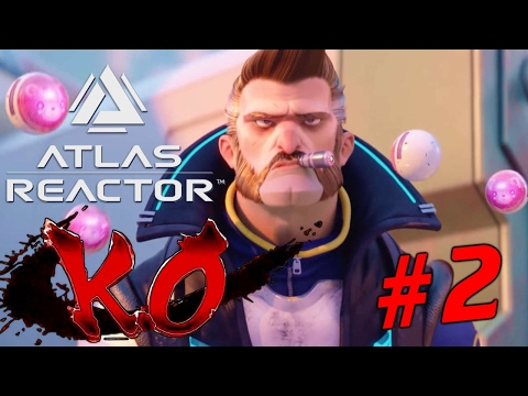 видео: atlas reactor | ХУДОЖНИКИ НАЁМНИКИ | КРАТКИЙ ОБЗОР #2 [ko]