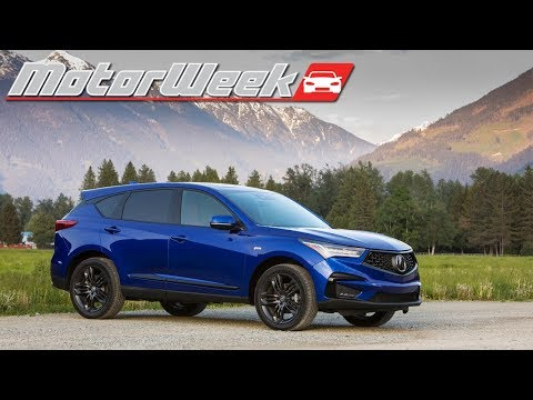 2019 Acura RDX | First Drive