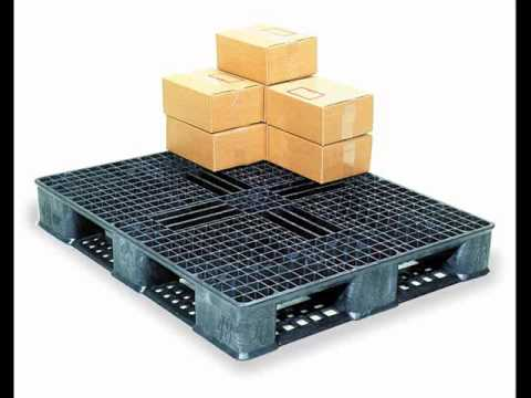 Plastic Pallets | Export Shipping & Reusable Pallets