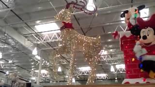 Lighted Deer LED Lights Costco