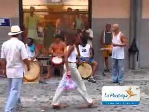 Martinique Island Tourism and Music