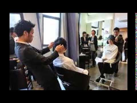 Tony and guy hair salon youtube for Salon tony and guy