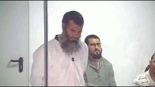 Juicio contra yihadistas