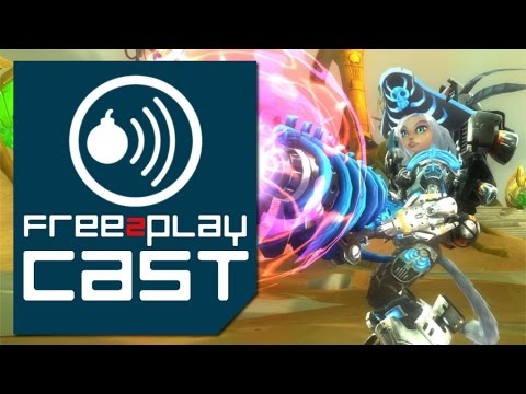 Free to Play Cast: WildStar, Atlas Reactor, Gigantic Ep 180