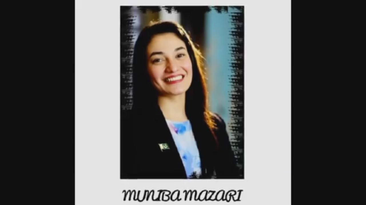 10 Most Famous Motivational Quotes By Muniba Mazari Youtube
