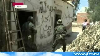 Зверства боевиков сирийской оппозиции вызвали в мире шок - (1-й канал, 14.05.2013, 21:04)