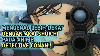 AKAI SHUICHI!! 5 Fakta menarik tentang akai shuichi di anime detective conan