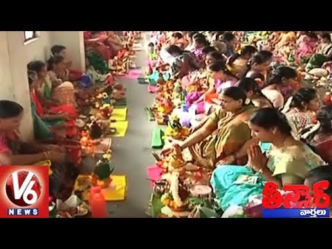 AP Govt Allows People To Celebrate Auspicious Days At Temples | Teenmaar News | V6 News