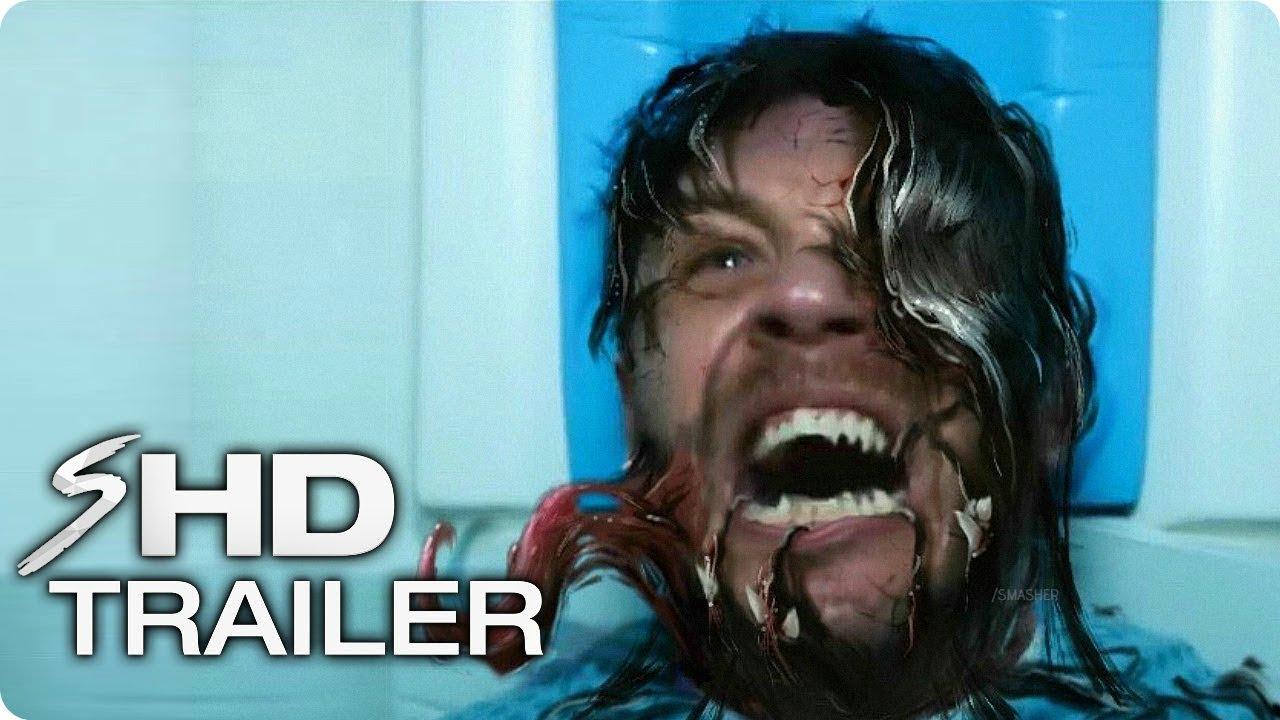 VENOM Teaser Trailer #2 (2018) NEW Extended Tom Hardy Marvel Concept